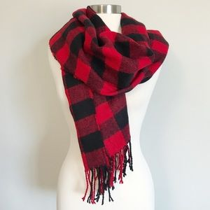 Buffalo Plaid Check Blanket Scarf - Nordstrom
